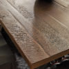 Amish Country Shaker Table Top Detail