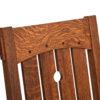 Amish Douglas Cut-Out Detail