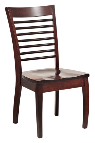 Amish Escalon Side Dining Chair