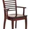 Amish Escalon Dining Arm Chair