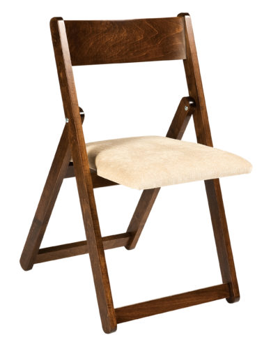 Amish Folding Dining Chair