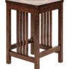 Amish Griffin Bar Chair