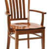 Amish Harper Dining Arm Chair