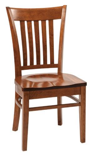 Amish Harper Wooden Chair