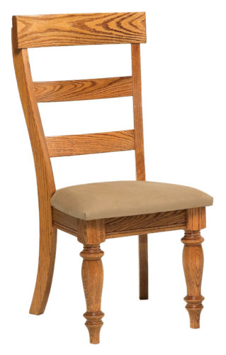 Amish Harvest Highback Dining Chair