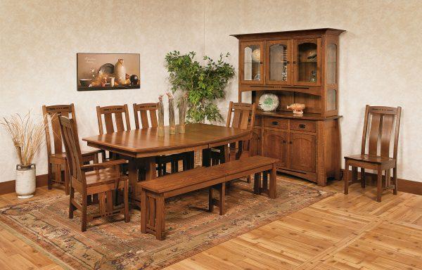 Amish Colebrook Dining Room Set