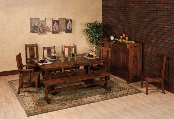 Amish Manchester Dining Set