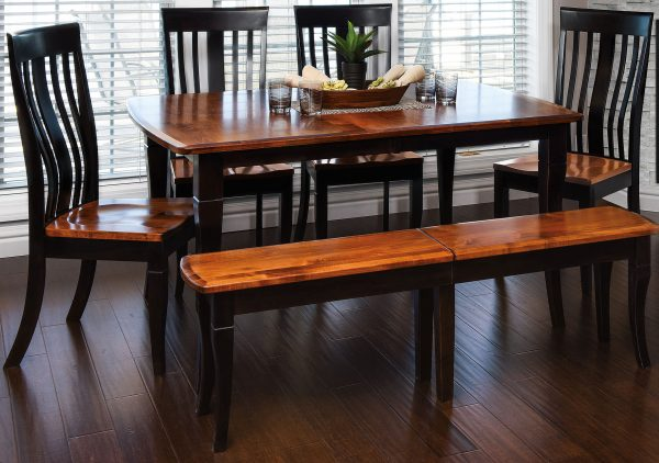 Amish Newbury Dining Set