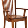 Amish Mill Valley Dining Arm Chair