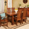 Amish Mesa Dining Room Set