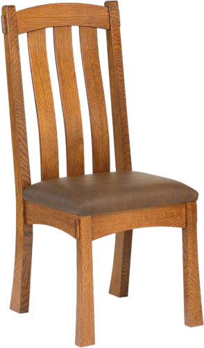 Amish Modesto Dining Side Chair