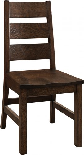 Amish Sawyer Dining Side Chair