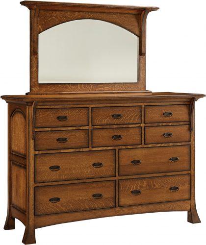 Amish Breckenridge Dresser