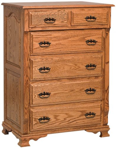 Amish Classic Heritage 6 Drawer Chest