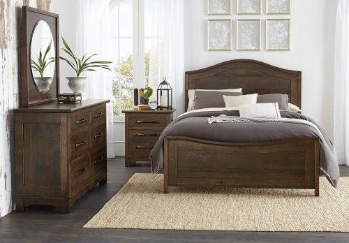 Farmhouse Loft Bedroom Collection