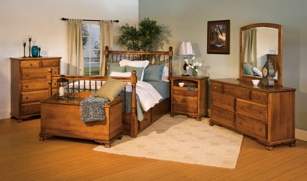 Amish Heritage Bedroom Collection