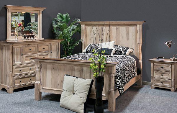 Amish Palisade Bedroom Set