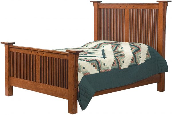 Amish Royal Mission Bed