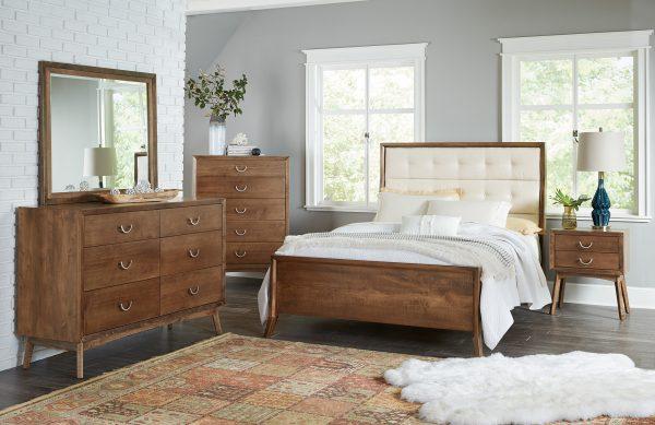 Amish Tucson Bedroom Set