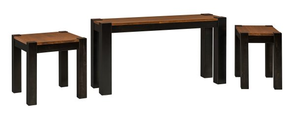 Amish Avion Occasional Table Collection