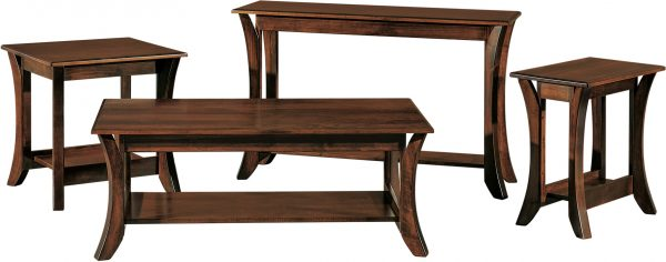 Amish Discovery Occasional Table Set