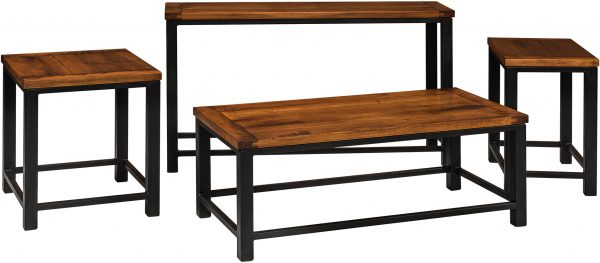 Amish Integrity Occasional Table Set