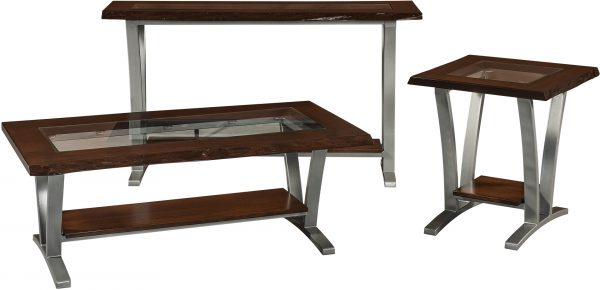 Amish Pagosa Occasional Table Set