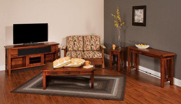 Amish Jordan Living Room Collection