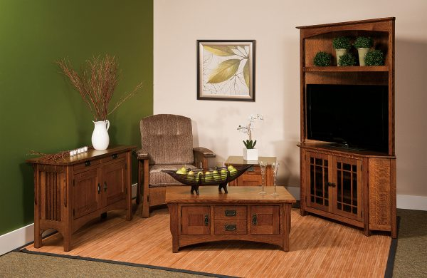 Amish Logan Living Room Collection