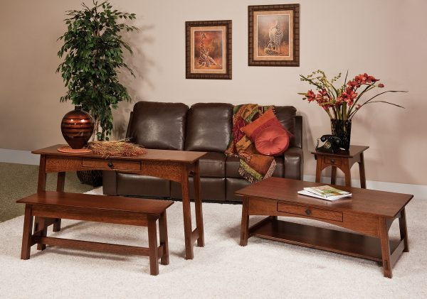 Amish McCoy Open Living Room Collection