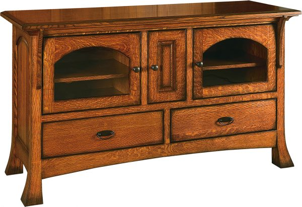 Amish Breckenridge TV Cabinet