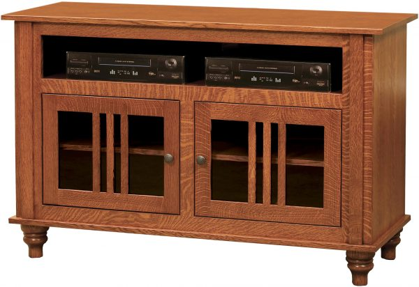 Amish Harvest Two Door TV Stand