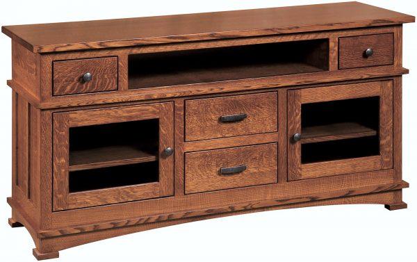 Amish Kenwood TV Cabinet