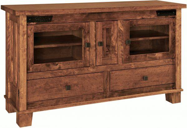 Amish Larado TV Cabinet