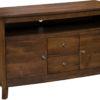 Amish Laurel Small TV Cabinet