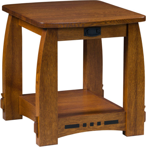 Amish Colebrook Open End Table