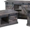 Amish Durango Occasional Table Set