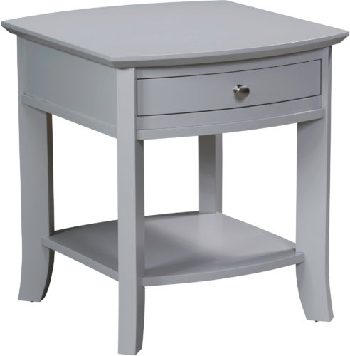 Amish Laurel End Table