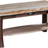 Amish Legacy Live Edge Coffee Table