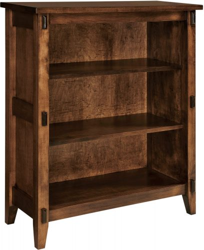 Amish Bungalow 40 Inch Bookcase