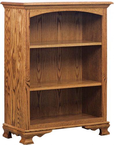 Amish Heritage Shorty Bookcase