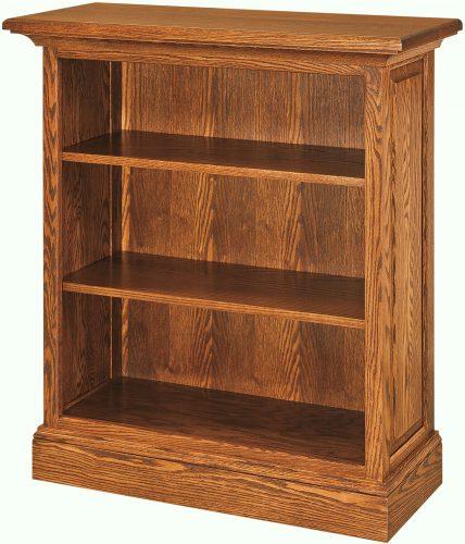 Amish Short Kincade Bookcase