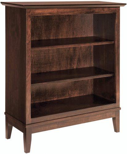 Amish Venice Shorty Bookcase