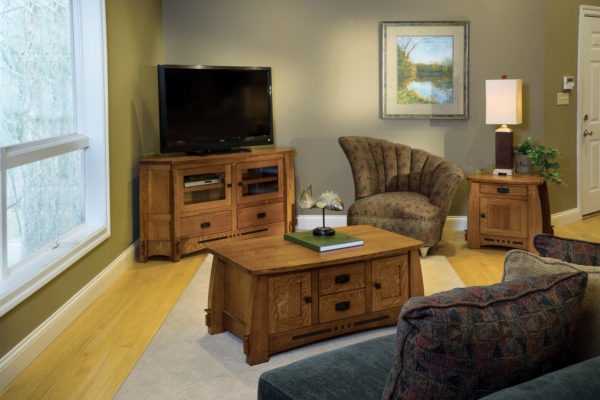 Amish Colebrook Living Room Collection