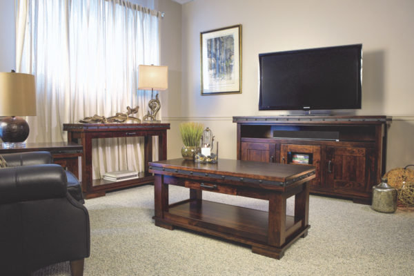 Amish Pasadena Living Room Collection
