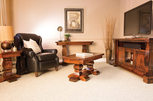 Amish Sierra Living Room Collection