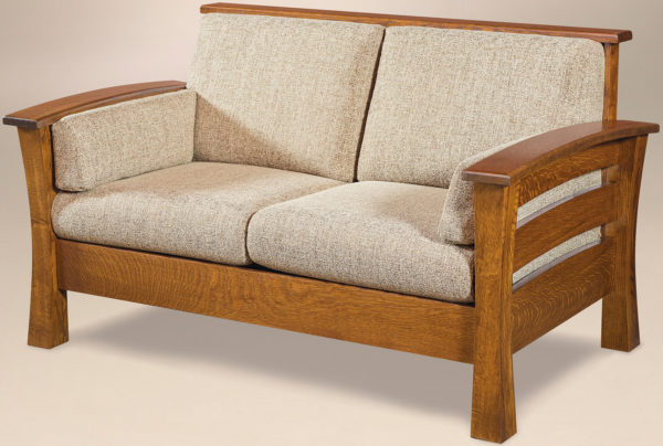 Amish Barrington Loveseat