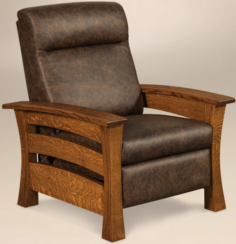 Amish Barrington Small Recliner