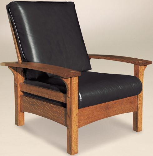 Amish Durango Morris Chair