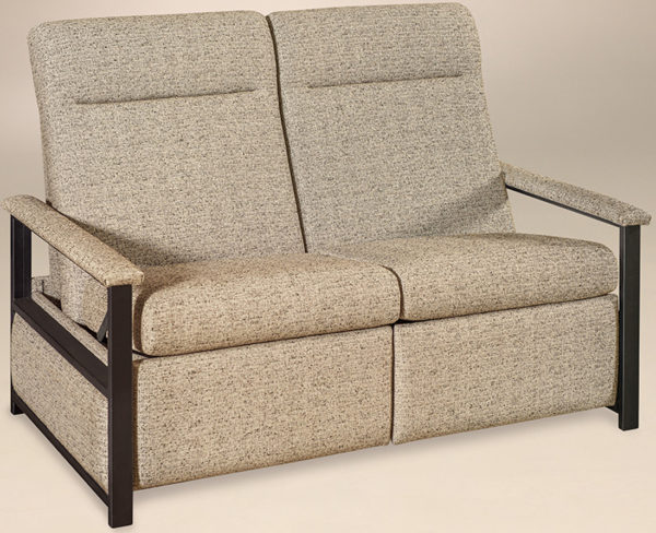 Amish Ellie Reclining Loveseat